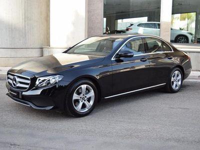 usado Mercedes E200 Auto Sport SOLI 11242 KM COMAND DVD TELECAMERA