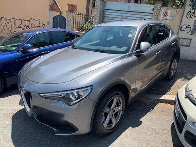 usata Alfa Romeo Stelvio AZIENDALE KM CERTIFICATI GARA