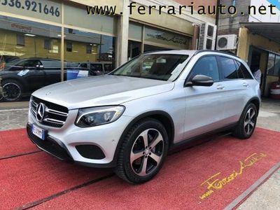 usado Mercedes GLC220 d 4Matic Sport