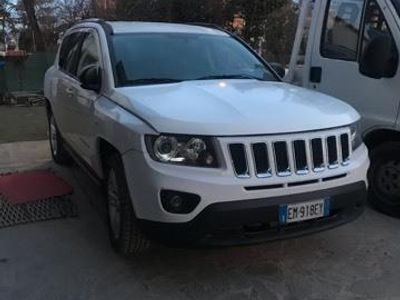 used Jeep Compass 2.2 CRD Limited 2WD