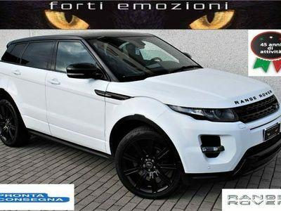 usata Land Rover Range Rover evoque 190cv 4wd aut. Dynamic Limited Edition