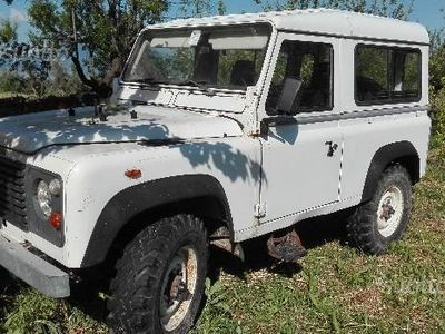 usado Land Rover Defender 90 diesel Hard-top