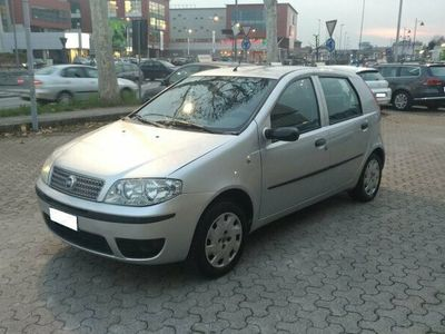 usata Fiat Punto 1.2 5 porte Dynamic del 2007 usata a Refrontolo