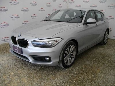 usata BMW 116 Serie 1 (F20) d 5p. Advantage