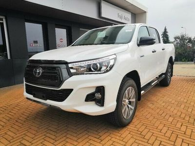usata Toyota HiLux Pick-up 2.D-4D A/T 4WD porte Double Cab Executive+ nuova a Cuneo