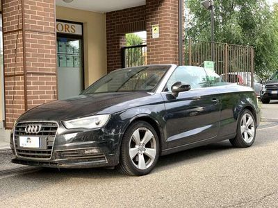 usata Audi A3 Cabriolet 2.0 TDI clean diesel S tronic