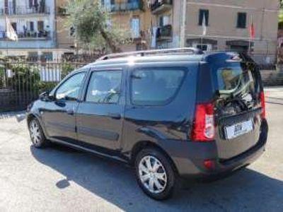 usata Dacia Logan 1.6 MPI B/GPL 5 p. N/1 Benzina