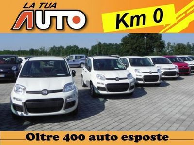 usata Fiat Panda New1.2 69CV POP CLIMA rif. 7646503