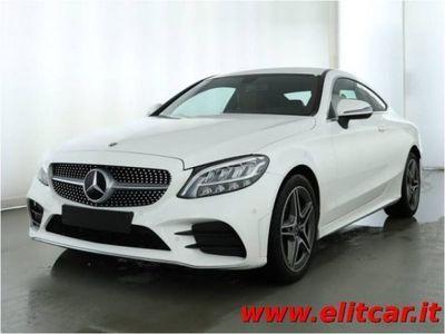 usata Mercedes C200 Auto EQ-Boost Coupé Executive