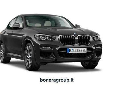 usata BMW X4 20 i Msport xDrive Steptronic