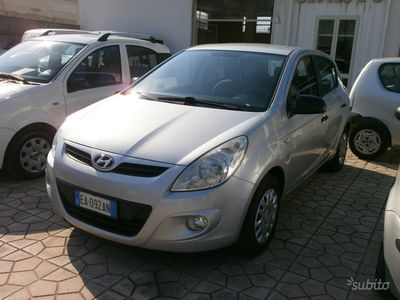 used Hyundai i20 1.2 GPL Comfort 5 Porte