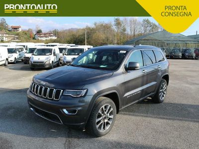 used Jeep Grand Cherokee 250cv LIMITED E6d + Advanced pack safety