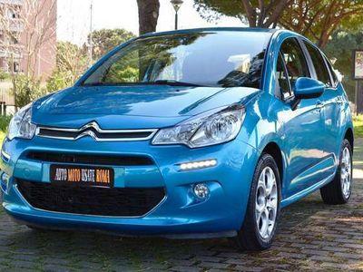 usata Citroën C3 1.6 HDi 100CV - 2016 - GARANZIA RATE PERMUTE