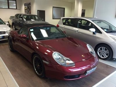 usata Porsche Boxster usata 2000