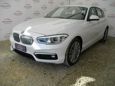 usata BMW 116 Serie 1 5dr d 5 Porte