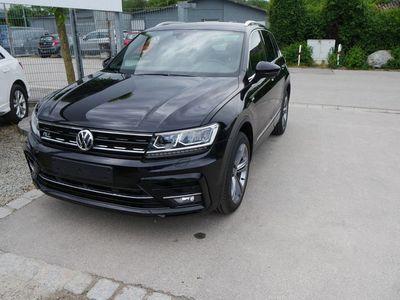 usata VW Tiguan 2.0 Tsi Dsg 4m Highline * R-line * Ahk * Business-premium * Area & Rear View * 19 Zoll