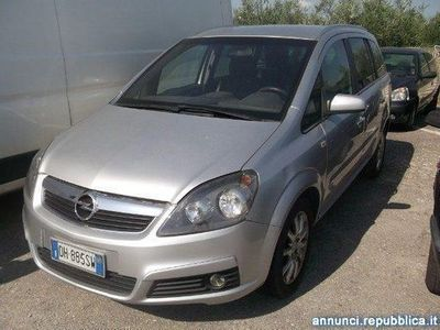 used Opel Zafira Zafira 1.6 16V ecoM 94CV Cosmo1.6 16V ecoM 94CV Cosmo