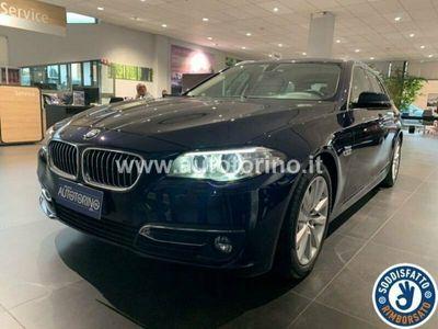 usata BMW 520 SERIE 5 TOURING d touring Luxury 184cv E6