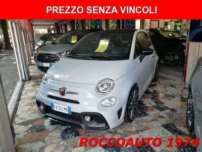 usata Fiat 500 Abarth 595 Turismo 165 CV NAVI TETTO APR. ITALIANA 70th