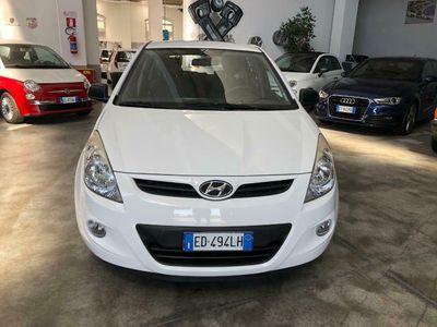 used Hyundai i20 1.2 5p. BlueDrive GPL Comfort UNICO PROPRIETARIO!!