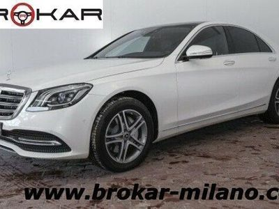 brugt Mercedes S350 d 4Matic - Tetto panoramico