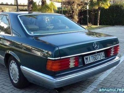 brugt Mercedes 560 SEC Coupé