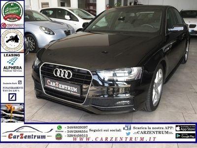 usata Audi A4 2.0 TDI clean diesel S-Line
