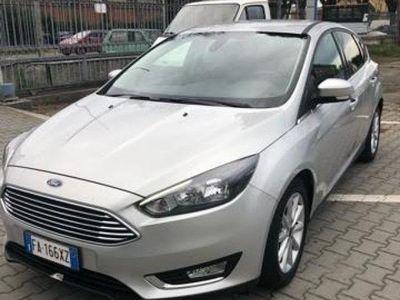 brugt Ford Focus 1.0 EcoBoost 125 CV titanium
