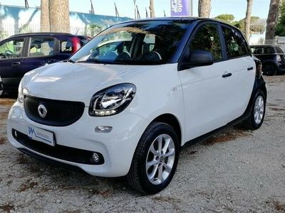 usata Smart ForFour 1.0 71cv Youngster Twinamic OK NEOP ..
