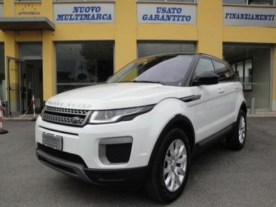 used Land Rover Range Rover evoque 2.0 TD4 150CV 5p. Business Edition Pure
