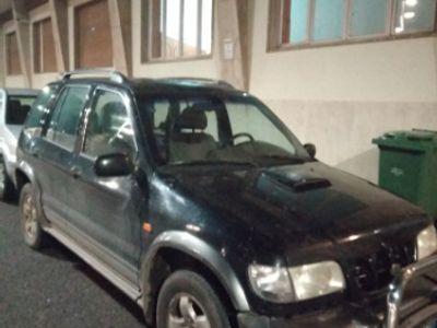 gebraucht Kia Sportage 4x4 SUV fuoristrada
