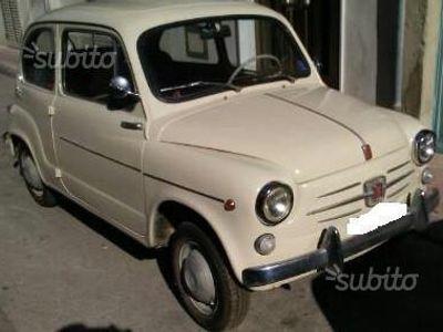 usata Fiat 600D - Anni 60