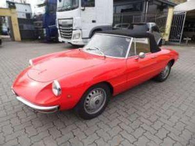 usata Alfa Romeo GT Junior Spider 1300OSSO DI SEPPIA Benzina