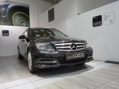 usata Mercedes C200 Classe C (W/S204)CDI S.W. Executive