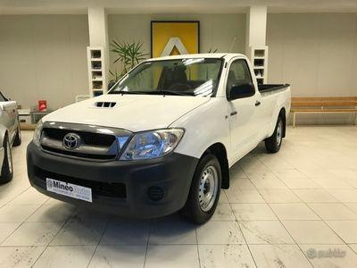 usata Toyota HiLux 2.5 D-4D 2WD 2p. Pick-up