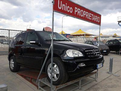 usata Mercedes ML400 4.0 TDI cat CDI FULL FULL OPT. 1° PROPIETARIO
