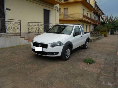 usata Fiat Strada 1.3 mtj 95cv cab. lunga trekking