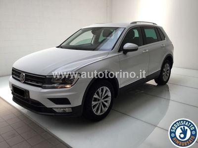 second-hand VW Tiguan TIGUAN2.0 tdi Business 4motion 150cv dsg