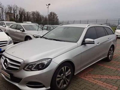 usata Mercedes E200 BlueTEC S.W. Automatic Sport rif. 14327508