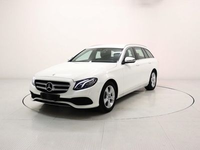 usata Mercedes E200 S.W. Auto Business Sport