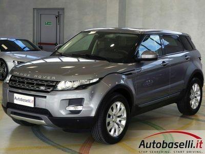 usata Land Rover Range Rover evoque 2.2SD4 190CV PURE