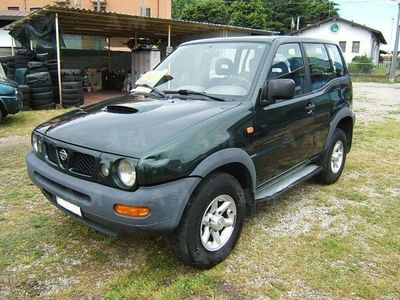 gebraucht Nissan Terrano II 2.7 Tdi 3 porte SE