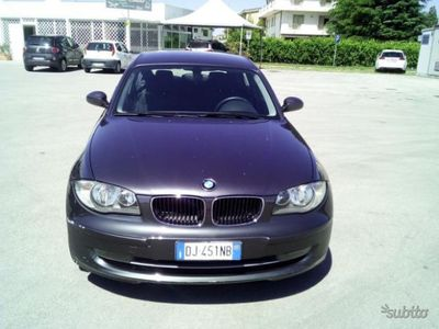 used BMW 118 Serie 1 d 5 Porte Attiva DPF