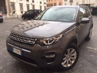 begagnad Land Rover Discovery Sport - 2016
