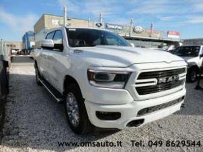 usata Dodge Ram 5.7 HEMI CREWCAB BIGHORN SPORT PRONTA CONSEGN Benzina/GPL