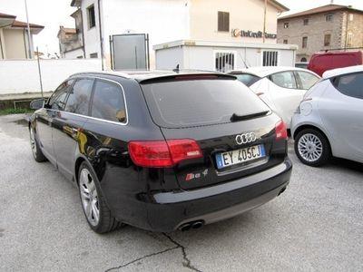 brugt Audi S6 5.2 V10 qu. Avant tip. Seravezza