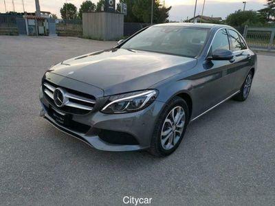usata Mercedes C350 350e Automatic Sport
