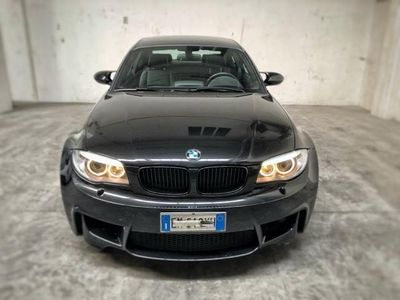usata BMW 1M Coupé auto italiana.sedili elettrici. superbollo pagato.