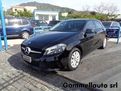 usata Mercedes A160 d Executive 90CV