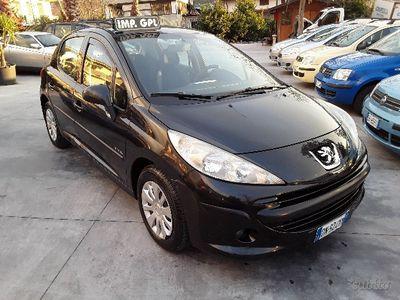usado Peugeot 207 1.4 benz/gpl - 2008